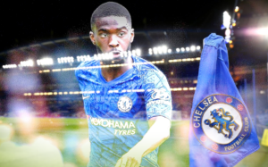 A must watch guys! Fikayo Tomori features in powerful Chelsea video